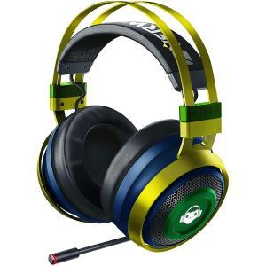 ゲーミングマウス等★ Razer Nari Ultimate Wireless 7.1 Surround Sound Gaming Headset: THX Audio & Haptic Feedback - Auto-Adjust Headband - C 輸入品 dean-store