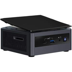 送料無料インテル INTEL NUC BXNUC10I7FNH 第10世代 i7-10710U 2.5対応 ミニPC ACコードなし (沖縄離島送料別途)