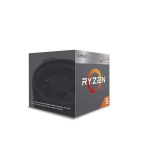 送料無料 AMD CPU Ryzen 5 2400G with Wraith Stealth coo...