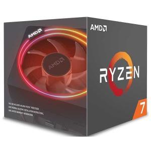 送料無料 AMD Ryzen 7 3700X with Wraith Prism cooler 3....