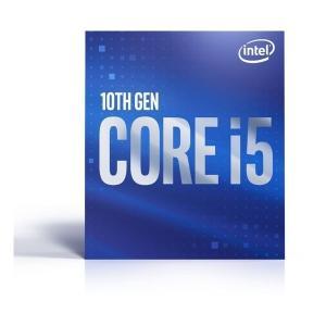 送料無料Intel インテル Corei5-10400F 2.9GHz/ BX8070110400F グラフィックス機能なし【BOX】(沖縄離島送料別途)の画像