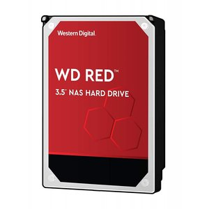 WD Red WD HDD NAS用 3.5インチ 2TB WD20EFAX-RT SATA