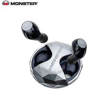 送料無料 モンスター Monster Clarity HD Airlinks Bluetooth E...