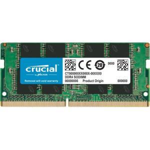 メール便送料無料Crucial(Micron製) ノートPC用 メモリ PC4-21300(DDR4...