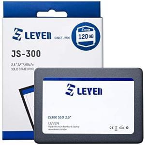 メール便送料無料 LEVEN 120G 内蔵SSD 2.5インチ 3D TLC NAND /SATA3 6Gbps SSD 3年保証 JS300SSD120GB (120GB)[並行輸入品]