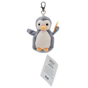 シュタイフ ソフトキーリング ペンギン ぬいぐるみ 夏休み 帰省 プレゼント お土産|dearbear