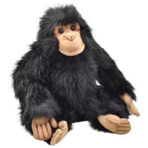 HANSA ハンサ チンパンジー サル 2306 リアル 動物 ぬいぐるみ プレゼント ギフト 母の日 父の日|dearbear