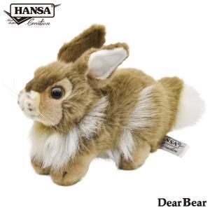 HANSA ハンサ 2796 ウサギ 23|dearbear