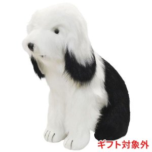 HANSA ハンサ シープドッグ 犬 3123 ギフト対象外 リアル 動物 ぬいぐるみ プレゼント ギフト 母の日 父の日|dearbear