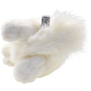 シロウサギ うさぎ 30 動物 ぬいぐるみ HANSA ハンサ 夏休み 帰省 プレゼント お土産 dearbear 06
