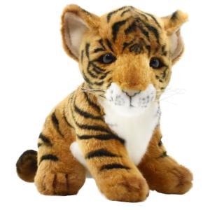 トラ 子 19 動物 ぬいぐるみ HANSA ハンサ 夏休み 帰省 プレゼント お土産 dearbear