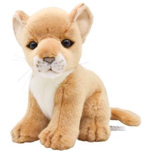 ライオン 子 18 動物 ぬいぐるみ HANSA ハンサ 夏休み 帰省 プレゼント お土産 dearbear