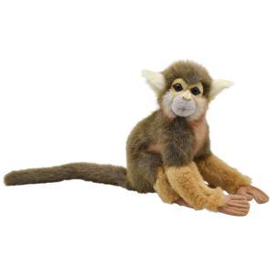 HANSA ハンサ リスザル サル 3827 リアル 動物 ぬいぐるみ プレゼント ギフト 母の日 父の日|dearbear