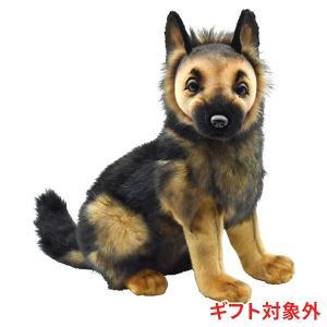 ジャーマン・シェパード 子 犬 56 リアル 動物 ぬいぐるみ HANSA ハンサ ギフト対象外|dearbear