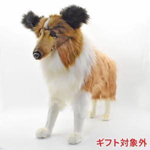 HANSA ハンサ シェトランド・シープドッグ 犬 4219 ギフト対象外 リアル 動物 ぬいぐるみ プレゼント ギフト 母の日 父の日|dearbear