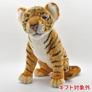トラ 子 44 動物 ぬいぐるみ HANSA ハンサ 夏休み 帰省 プレゼント お土産 dearbear