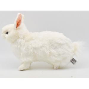 ユキウサギ うさぎ 35 動物 ぬいぐるみ HANSA ハンサ 夏休み 帰省 プレゼント お土産|dearbear|02