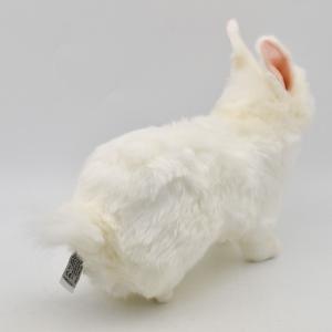 ユキウサギ うさぎ 35 動物 ぬいぐるみ HANSA ハンサ 夏休み 帰省 プレゼント お土産|dearbear|03