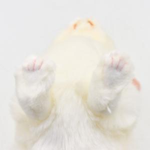 ユキウサギ うさぎ 35 動物 ぬいぐるみ HANSA ハンサ 夏休み 帰省 プレゼント お土産|dearbear|06
