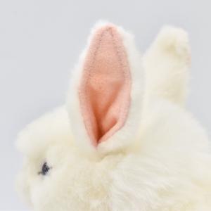 ユキウサギ うさぎ 35 動物 ぬいぐるみ HANSA ハンサ 夏休み 帰省 プレゼント お土産|dearbear|07