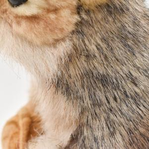 ハイイロリス 21 動物 ぬいぐるみ HANSA ハンサ 夏休み 帰省 プレゼント お土産 dearbear 06
