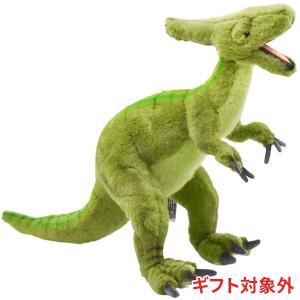 パラサウロロフス 50 恐竜 リアル 動物 ぬいぐるみ HANSA ハンサ ギフト対象外|dearbear