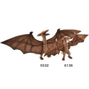プテロダクティルス 62 恐竜 動物 ぬいぐるみ HANSA ハンサ 夏休み 帰省 プレゼント お土産|dearbear|11
