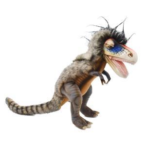 HANSA ハンサ ティラノザウルス 恐竜6159 リアル 動物 ぬいぐるみ クリスマス プレゼント|dearbear