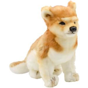 HANSA ハンサ シバケン 犬 6341 リアル 動物 ぬいぐるみ プレゼント ギフト 母の日 父の日|dearbear