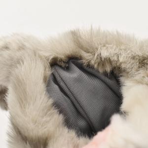 ネコ グレー 30 ハンドパペット HANSA ハンサ 雑貨 母の日 プレゼント お土産|dearbear|06