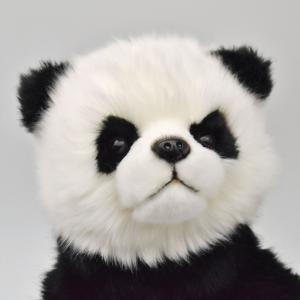 ジャイアントパンダ 30 ハンドパペット HANSA ハンサ 雑貨 母の日 プレゼント お土産|dearbear|04