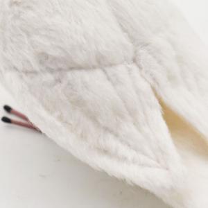 シロブンチョウ 鳥 13 動物 ぬいぐるみ HANSA ハンサ 夏休み 帰省 プレゼント お土産|dearbear|05