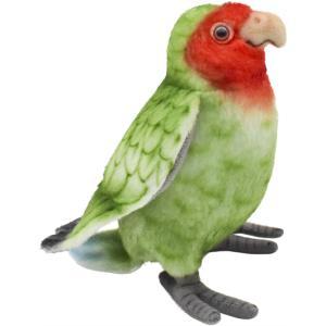 HANSA ハンサ コザクラインコ 鳥 7254 リアル 動物 ぬいぐるみ プレゼント ギフト 母の日 父の日|dearbear