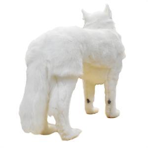 ホッキョクオオカミ 64 ぬいぐるみ HANSA ハンサ バレンタイン ホワイトデー プレゼント|dearbear|03