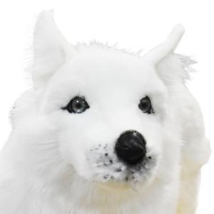 ホッキョクオオカミ 64 ぬいぐるみ HANSA ハンサ バレンタイン ホワイトデー プレゼント|dearbear|04