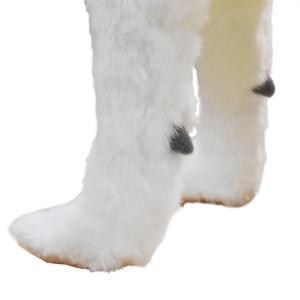 ホッキョクオオカミ 64 ぬいぐるみ HANSA ハンサ バレンタイン ホワイトデー プレゼント|dearbear|06