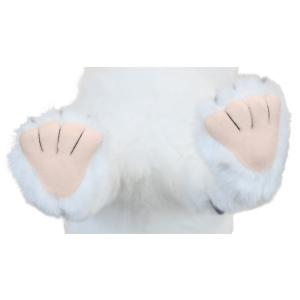 ホッキョクオオカミ 64 ぬいぐるみ HANSA ハンサ バレンタイン ホワイトデー プレゼント|dearbear|07