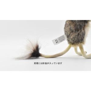 トビネズミ 19 動物 ぬいぐるみ HANSA ハンサ 母の日 新生活 プレゼント お土産 お祝い|dearbear|07