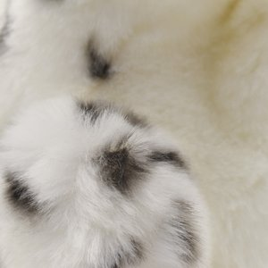 ユキヒョウ 32 ハンドパペット HANSA ハンサ バレンタイン ホワイトデー プレゼント|dearbear|05