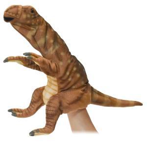 ハンドパペット ムッタブラサウルス 40 動物 HANSA ハンサ 雑貨 夏休み 帰省 プレゼント お土産|dearbear