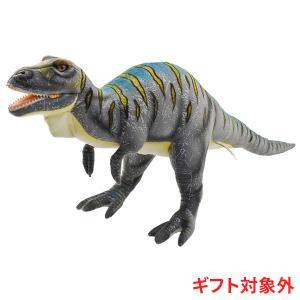 HANSA ハンサ ギガノトサウルス 恐竜 7788 リアル 動物 ぬいぐるみ ギフト対象外 クリスマス プレゼント|dearbear