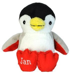 アニマルフレンズ バースデーペンギン 1月 ガーネット 誕生日 ぬいぐるみ プレゼント ギフト 母の日 父の日 dearbear