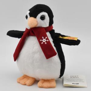 シュタイフ ペンギンのフラップス テディベア ぬいぐるみ プレゼント|dearbear