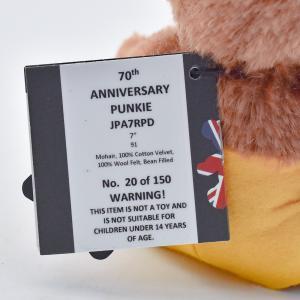 メリーソート 70周年 アニバーサリー パンキー No20 of 150 テディベア|dearbear|10