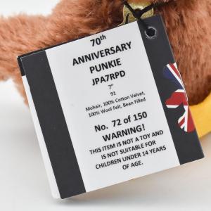 メリーソート 70周年 アニバーサリー パンキー No72 of 150 テディベア|dearbear|10