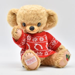 メリーソート チーキー クリスマスホリデー2019 No12 of 50 テディベア|dearbear