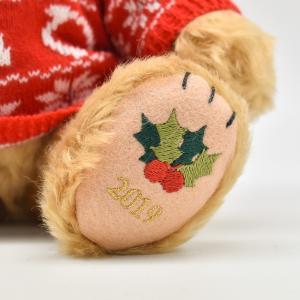 メリーソート チーキー クリスマスホリデー2019 No12 of 50 テディベア|dearbear|11