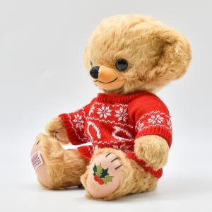 メリーソート チーキー クリスマスホリデー2019 No12 of 50 テディベア|dearbear|03