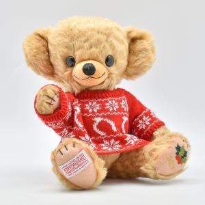 メリーソート チーキー クリスマスホリデー2019 No13 of 50 限定 テディベア ぬいぐるみ プレゼントの商品画像|ナビ