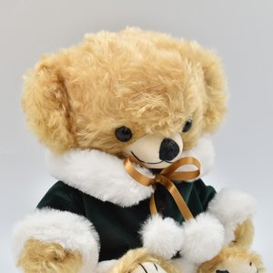 メリーソート2019 クリスマスチーキー No94 of 150 テディベア dearbear 08